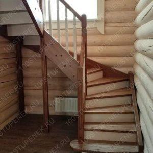 Лестница с исполнением на заказ