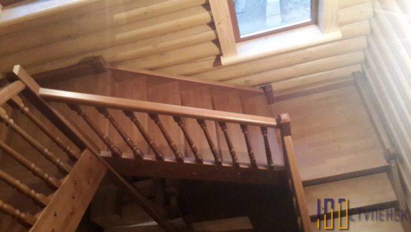 Лестница на 180