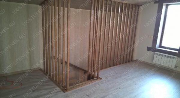 Лестница на второй в Калиново