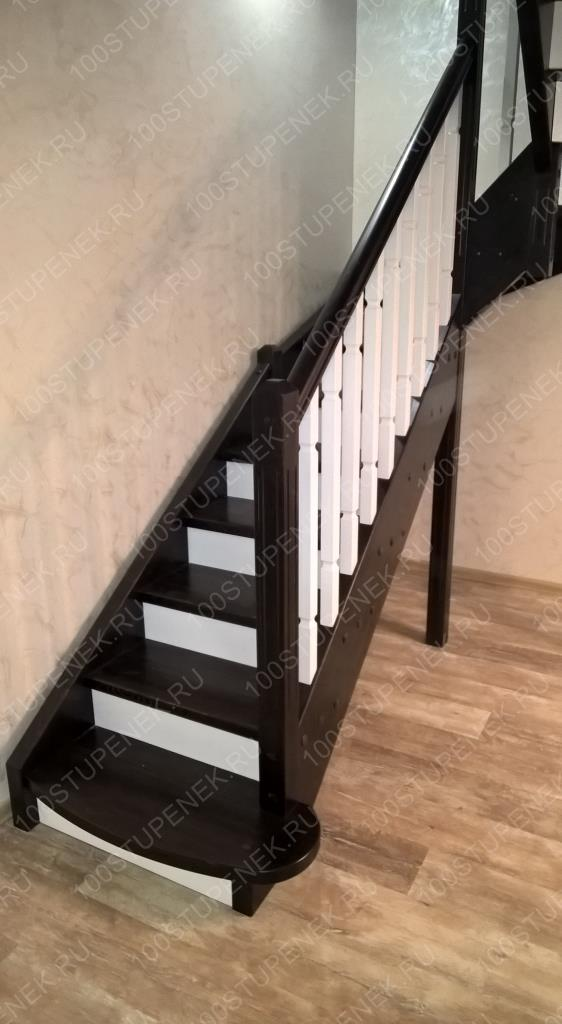 Лестница на второй под заказ