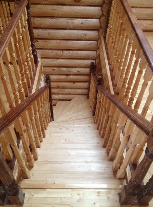 Лестница на заказ Бор