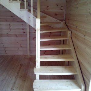 Лестница Исканское