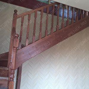 Лестница для подъема на второй этаж