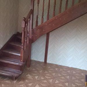 Лестница в Тарусе