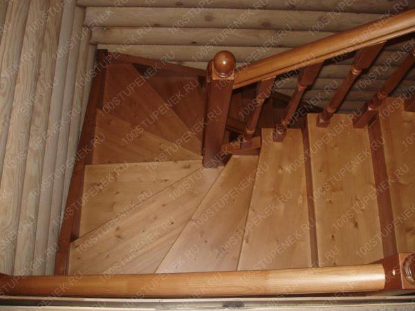 Лестница Никольское подворье