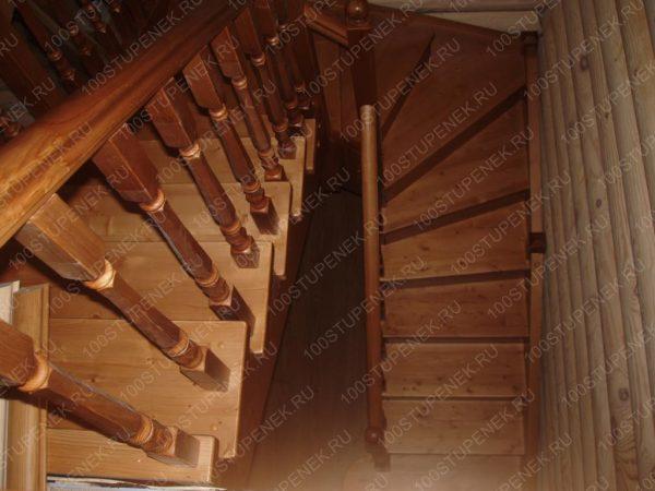 Лестницы на заказ Никольское подворье