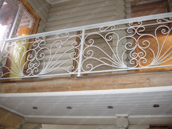 Лестница под заказ Романовские дачи