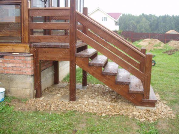 Лестница на заказ Удачный