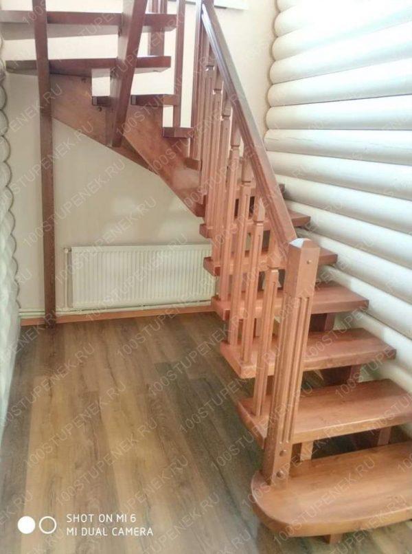 Забежная лестница на второй