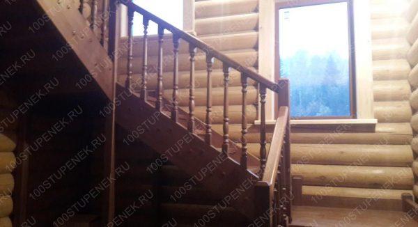 Лестница буквой П
