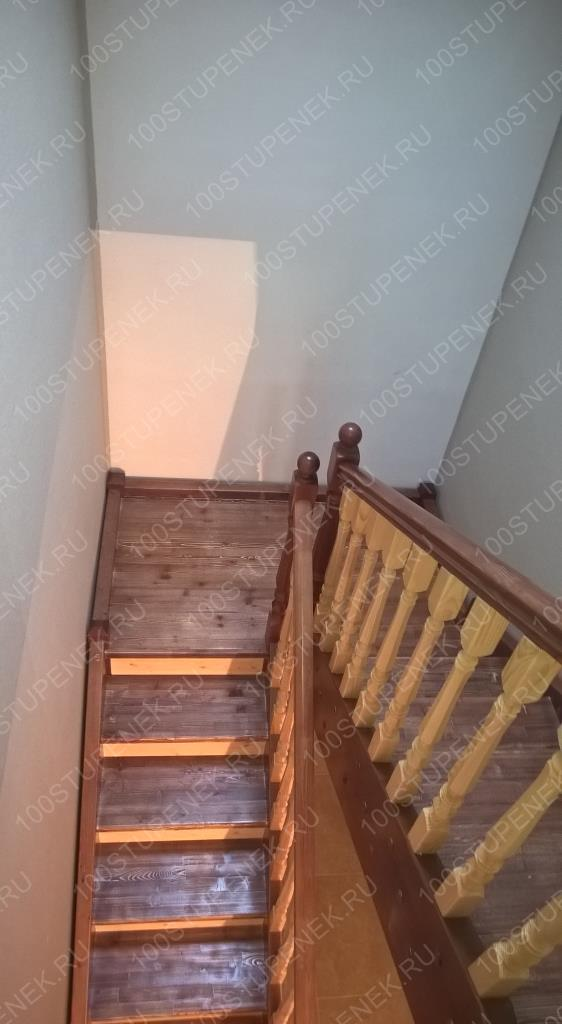 Лестница Изумрудные холмы