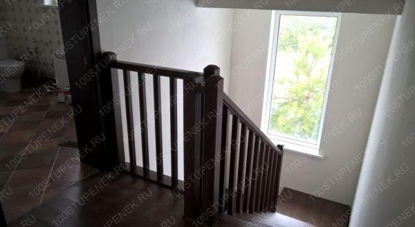 Лестницы на заказ из бука и сосны