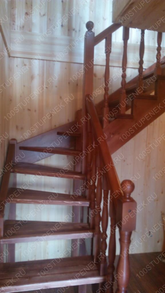 Лестница забежная