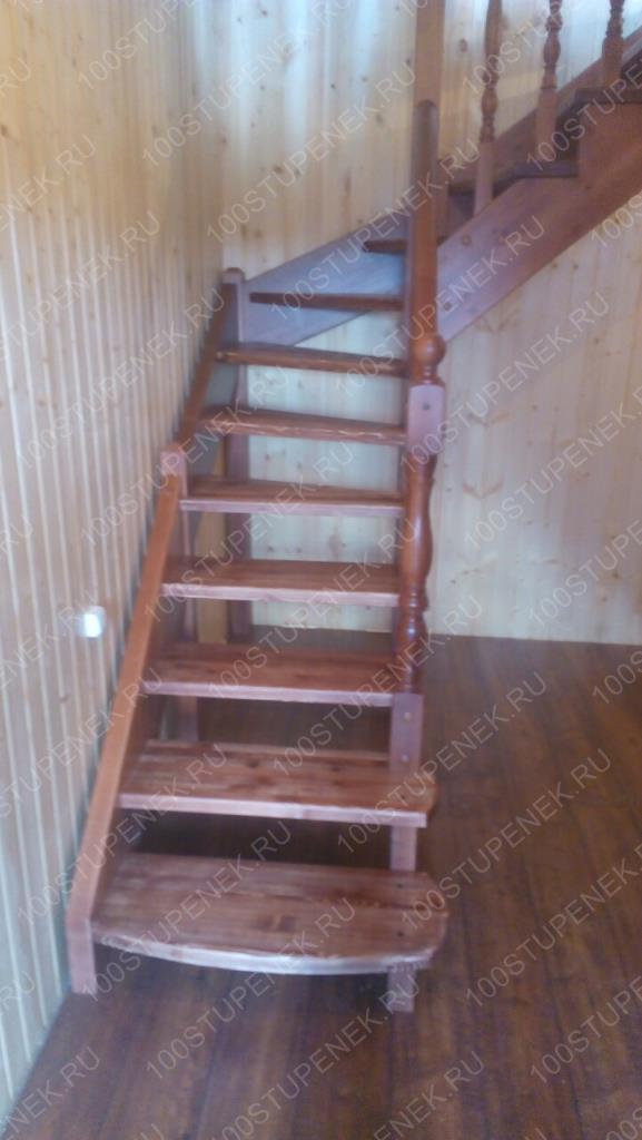Лестница на заказ Воскресёнки