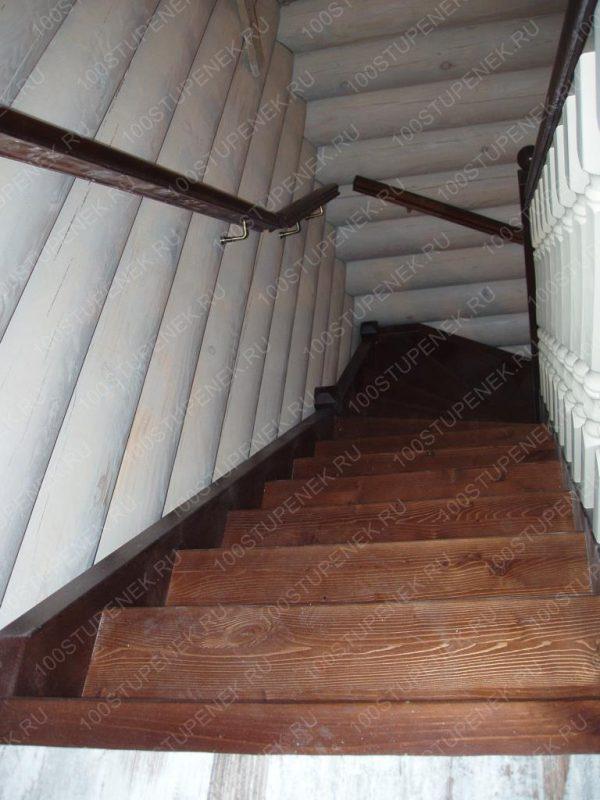 Романовские дачи лестница на заказ
