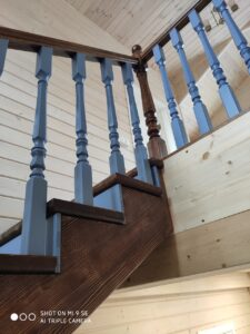 Лестница нв 2-й этаж